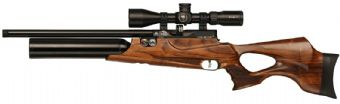 Daystate Wolverine R B-Type Precharged PCP Air Rifle - Walnut